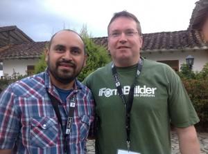 iFormBuilder's Chris Reichert at Let's Talk Coffee 2012