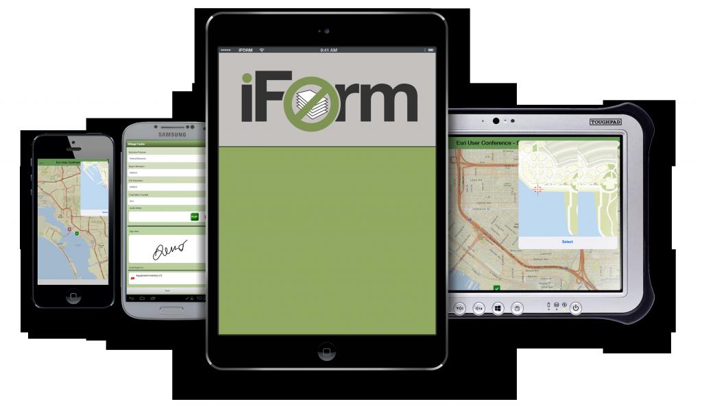iFormBuilder and Esri GIS integration