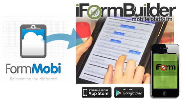 formmobi clients please consider iFormBuilder