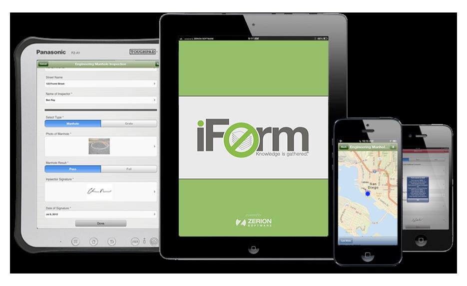 iFormBuilder devices