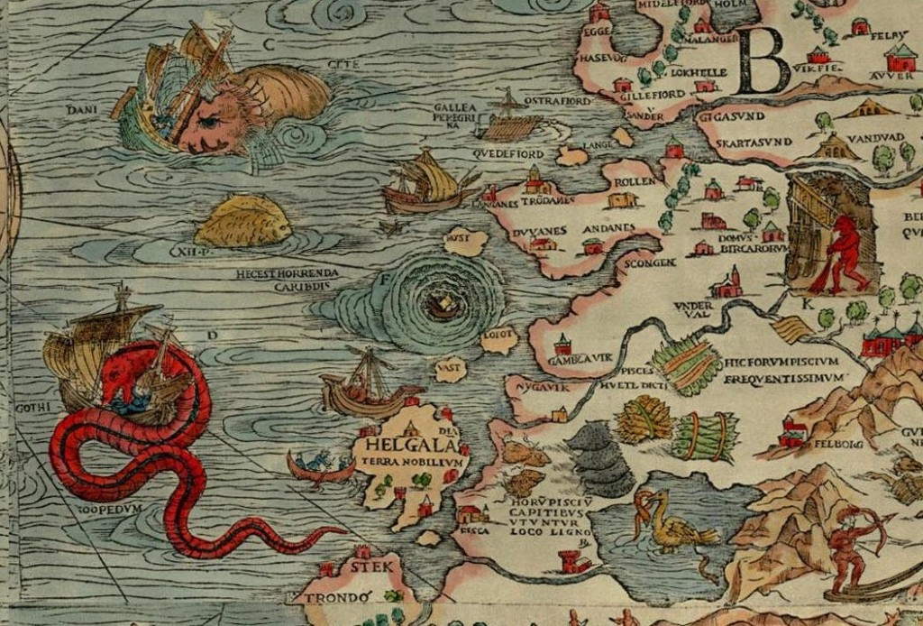 Before Esri & Modern Mapping   Zerion Software